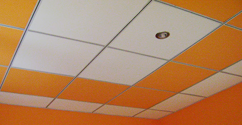 Suspension Ceiling System